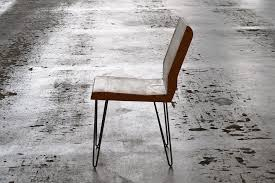 hair pin legs a ply chair with hairpin legs reply furniture