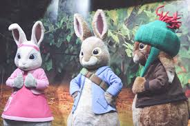 rabbit party days out at the willows farm rabbit adventure playground