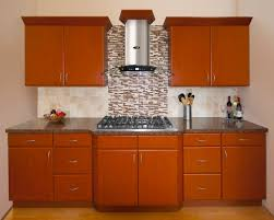 Kitchen Cabinets Modern by 3 Ways To Clean Wood Kitchen Cabinets Wikihow Regarding Stylish