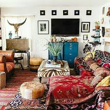 funky home decor ideas gypsy living room funky home decor colorful rooms gorgeous
