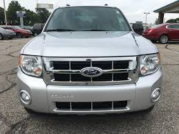 used 2012 ford escape fwd 4dr xlt mooresville in community ford