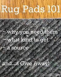 best 25 rug pads ideas on farmhouse rug pads blue