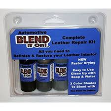 Auto Interior Repair Near Me Amazon Com 3m 08579 Leather U0026 Vinyl Repair Kit Automotive