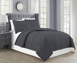charcoal bedding delboutree charcoal gray turquoise bedding sets sale ease