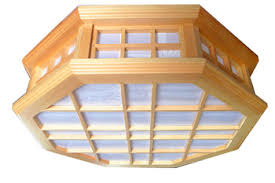 Japanese Ceiling Light Buy Star Anise And Japanese Style Room Lights Led Ceiling Light