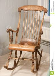 Rocking Chair Old Fashioned Old Rocking Chair