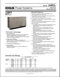 kohler wiring diagram manual old kohler generator manuals