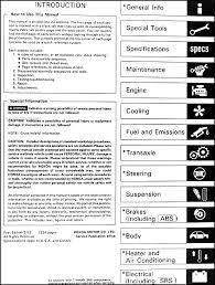 1994 honda civic del sol repair shop manual original
