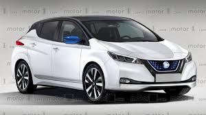 2018 nissan maxima nissan leaf 2018 model car wallpaper hd