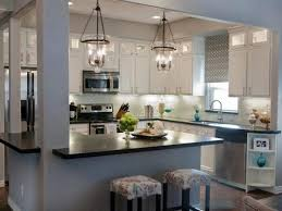 lights above kitchen island fancy ideas for kitchen island lighting with candle shaped led