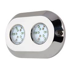 Marine Led Light Bulbs by Rgb Led Underwater Boat Lights And Dock Lights Dual Array 120w