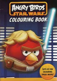 angry birds star wars colouring book png scans