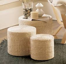 Stow Ottoman by 10 Spots To Stow Extra Seating Apartment Therapy