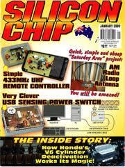chip magazine silicon chip magazine 2009 01 jan free download borrow and