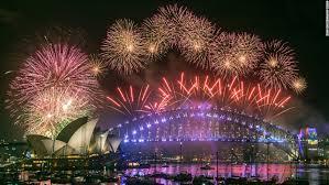 new year s celebrations around the world