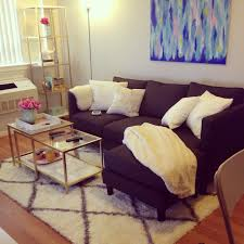 White Shag Rug Ikea 33 Modern Living Room Design Ideas Tiny Living Rooms Urban Barn
