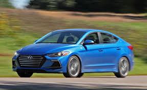 2017 hyundai elantra sport first drive u2013 review u2013 car and driver
