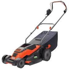 home depot black friday april sale black and decker edger trimmer and blower black decker 17 in walk behind corded electric mower 169 00
