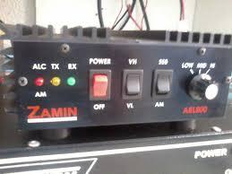 vendo linear zamin abl800 com fonte de 50 amperes radiotroca