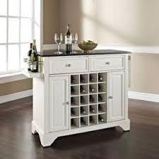 white kitchen island with black granite top kitchen island cart granite top foter