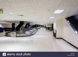 Map Of Los Angeles Airports A Nearly Deserted Lax Terminal 2 Baggage Claim Area Los Angeles