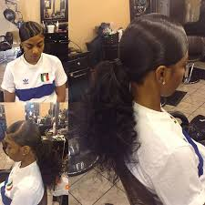 weave ponytail amyaajanaee sc kvng myaa i add back hair