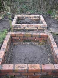diy brick raised garden beds durable easy u0026 beginner friendly