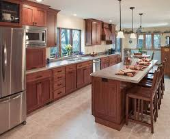 all wood kitchen cabinets made in usa mission quarter sawn kitchen cabinets solid wood made in