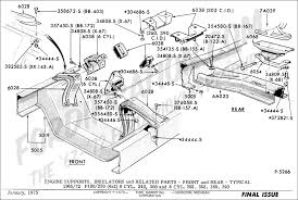 ford engine schematics ford wiring diagram for cars within 1997