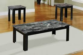 coffee table marble top coffee table sets addition to casual or