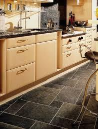 kitchen flooring idea amazing slate vinyl flooring kitchen kitchen flooring idea ea29