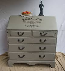 antique shabby chic bureau no 03 touch the wood