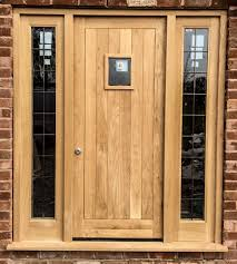 Hardwood Door Frames Exterior Oak Exterior Door Sets Exterior Doors Ideas