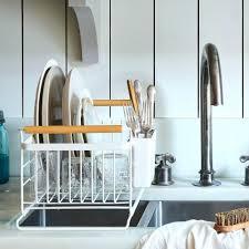 Kitchen Sink Dish Rack Gorgeous Size Along With Drying Rack Kitchenaid Dish Drying