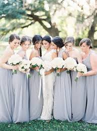 light bridesmaid dresses the 7 colors that look fabulous on all bridesmaids