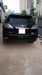 xe lexus hybrid cần bán xe lexus rx450h đời 2010