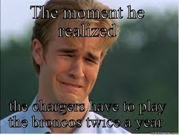Broncos Suck Meme - chargers suck quickmeme