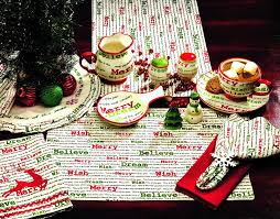 54 inch table runner christmas wishes 54 inch table runner the weed patch