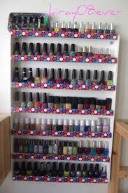 20 best nail polish rack images on pinterest nail polishes diy