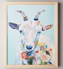 Goat Home Decor Go To Goat Decor For The New Year Mnn Nature