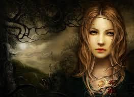 beautiful witch love how artist eve ventrue returned to create