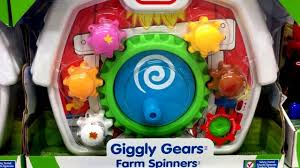 Little Tikes Activity Garden Rock N Spin by Giggly Gears Youtube
