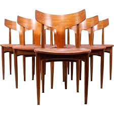 vintage dining room table vintage wood dining chairs retro wood kitchen dining chairs