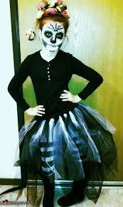 Sugar Skull Halloween Costumes Los Muertos Sugar Skull Costume Sugar Skull Halloween