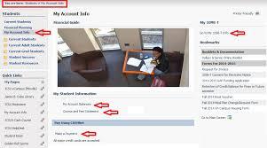 gap portal help desk portal guide financial status transcripts jcsu web portal