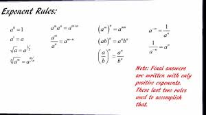 100 rules of exponents worksheet best 25 exponents practice