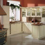 Red Color Kitchen Walls - kitchen color schemes