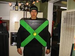 Halloween Costumes Video Games 15 Prime Examples Video Game Console Costumes