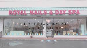 royal nails u0026 day spa youtube
