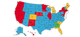 pa carry permit reciprocity map concealed carry